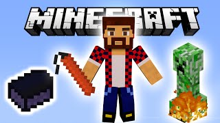 Улучшенный Майнкрафт! (Новые Зачарования, Еда и Другое) - Обзор Модов Minecraft (Craft++ Mod)