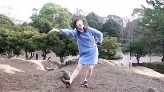 ソーシャルアイドルnotallの田崎礼奈さんのアララの呪文踊ってみた 田崎...