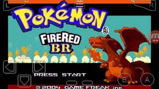 Codigo do pokemon fire red