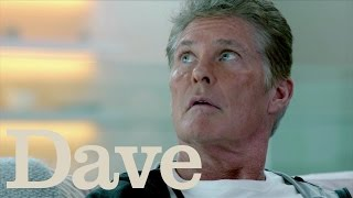 David Hasselhoff Killed To Save His Career | Hoff The Record | Dave