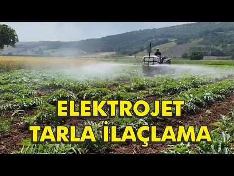 Elektrojet - Tarla Modeli