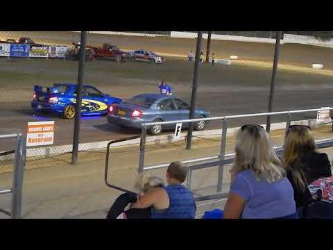 Brewerton Speedway 7/13/18 Race 1