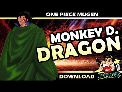 Mugen Monkey D Dragon