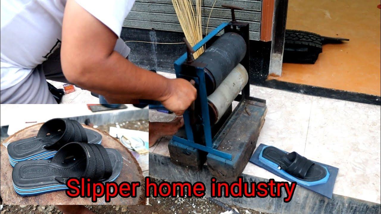 Slipper home industry