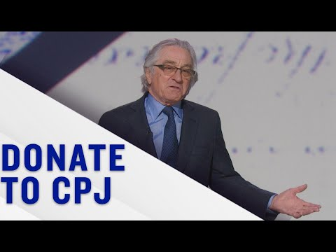 Not The White House Correspondents' Dinner: Robert De Niro Wants You To Donate   TBS