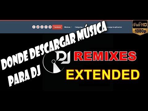 DESCARGAR y o COMPRAR MUSICA PARA DJ - CONFIABLE