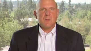 Steve Ballmer on Yahoo Microsoft deal