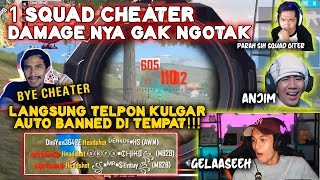 TOP GLOBAL CHEATER! KULGAR NGAMUK SEKETIKA