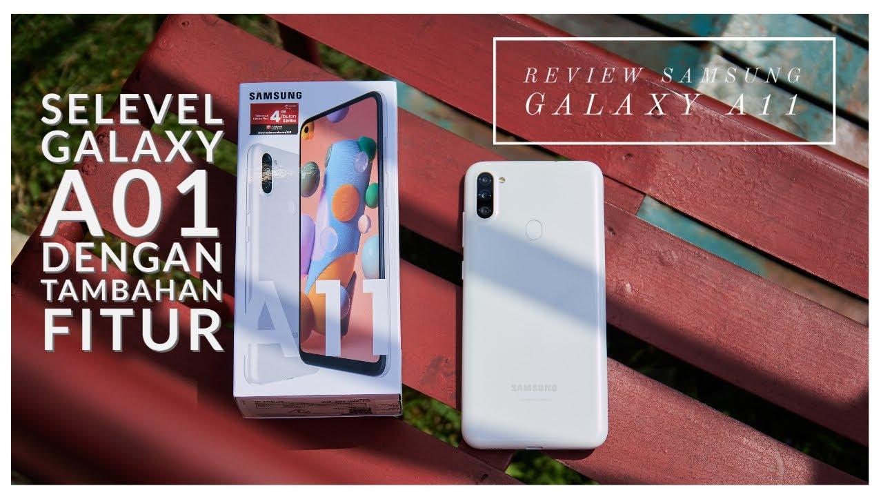 Review Samsung Galaxy A11 Selevel Galaxy A01 Dengan Tambahan Fitur Dailysocial