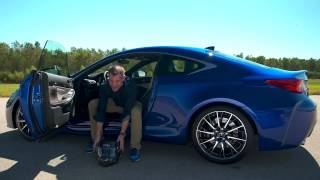 How the Lexus RC F REALLY performs