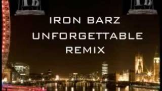 Iron Barz - Unforgettable - Drake feat Young Jeezy REMIX