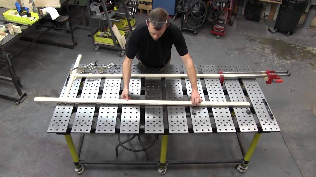 Buildpro Table Beyond Welding Youtube