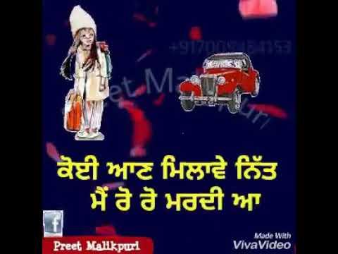Langhe Paani(Bambukat) Prabh Gill ,whatsapp status video