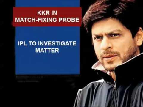 KKR In Match-Fixing Probe