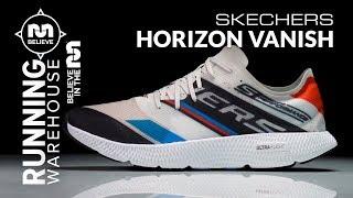 Skechers Horizon Vanish | An Ultra Light Racing Flat Like No Other!