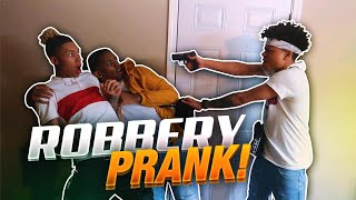 GIVE ME ALL YOUR MONEY PRANK ON RG AND BJ 😱😂 (WHOLE SQUAD BACK)