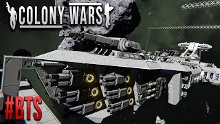 Space Engineers: Colony Wars - Vengeance and Base Tour & Info