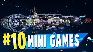 TOP 10 Best MINI GAMES Creative Maps In Fortnite | Fortnite Mini Game Map CODES