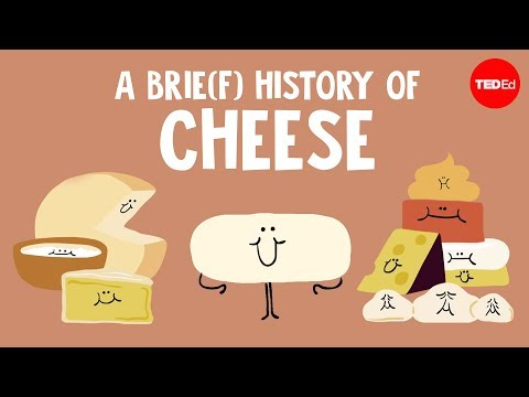 Video image: A brie(f) history of cheese - Paul S. Kindstedt