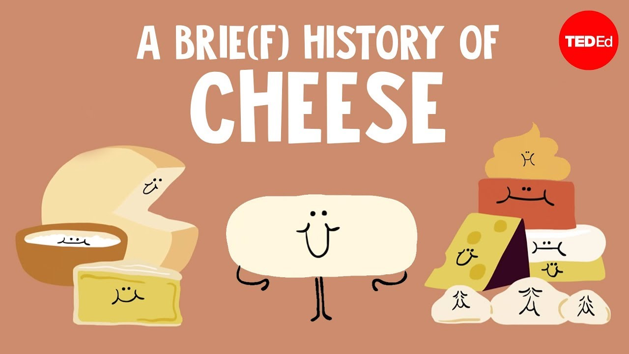 A brie(f) history of cheese - Paul Kindstedt