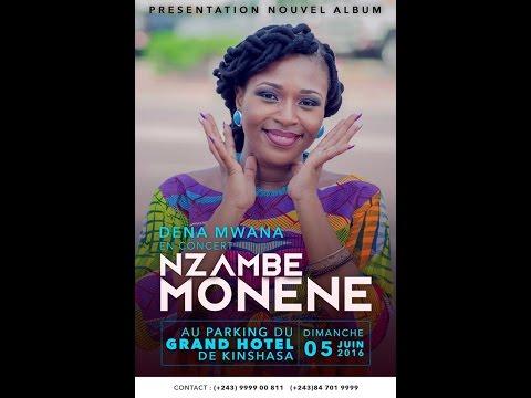 Dena Mwana - Nzambe Monene (Avec paroles et traduction en français )