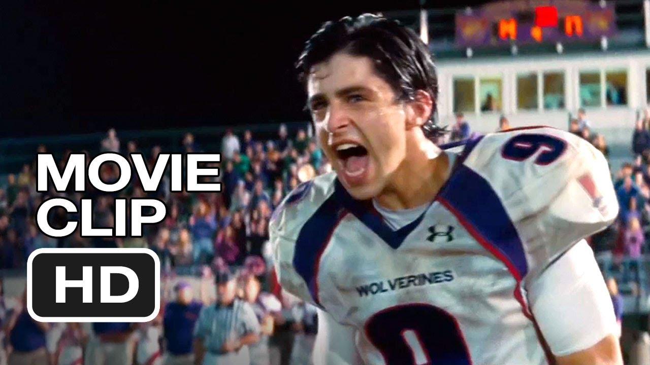 Red Dawn Movie CLIP - Football (2012) Chris Hemsworth, Josh Hutcherson ...