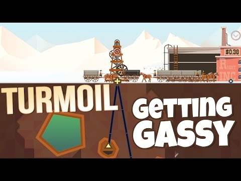 Turmoil Gameplay - Getting Gassy in the Mountains (Let's Play Turmoil)
