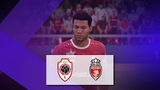 FIFA 19 Proximus ePro League / Antwerp - Moeskroen / Matchday 06 (NL)