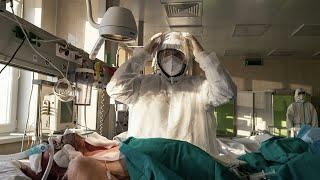 Рост смертности нехватка мест в больницах Коронавирус в СНГ