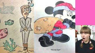 Funniest Kid Drawings Part 2