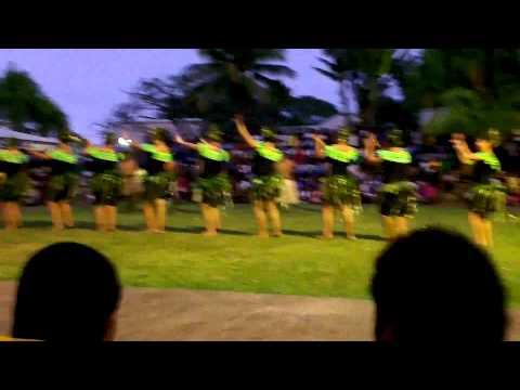 TORANI - Niuean dance - USP Emalus Campus