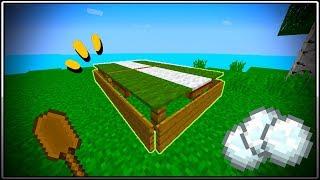 ✔ Как сделать ТЕННИСНЫЙ СТОЛИК [Minecraft]