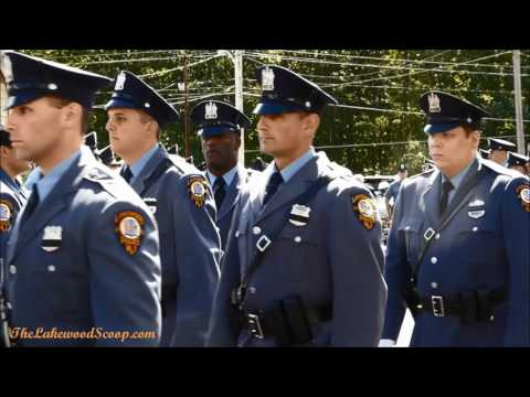 Funeral of Lakewood Police Officer Craig Lawson