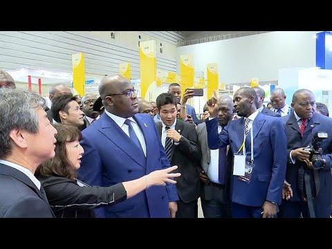 الكونغو الديمقراطية واليابان .. أولويات الاستثمار والتعاون الاقتصادي…  - 12:53-2019 / 9 / 6