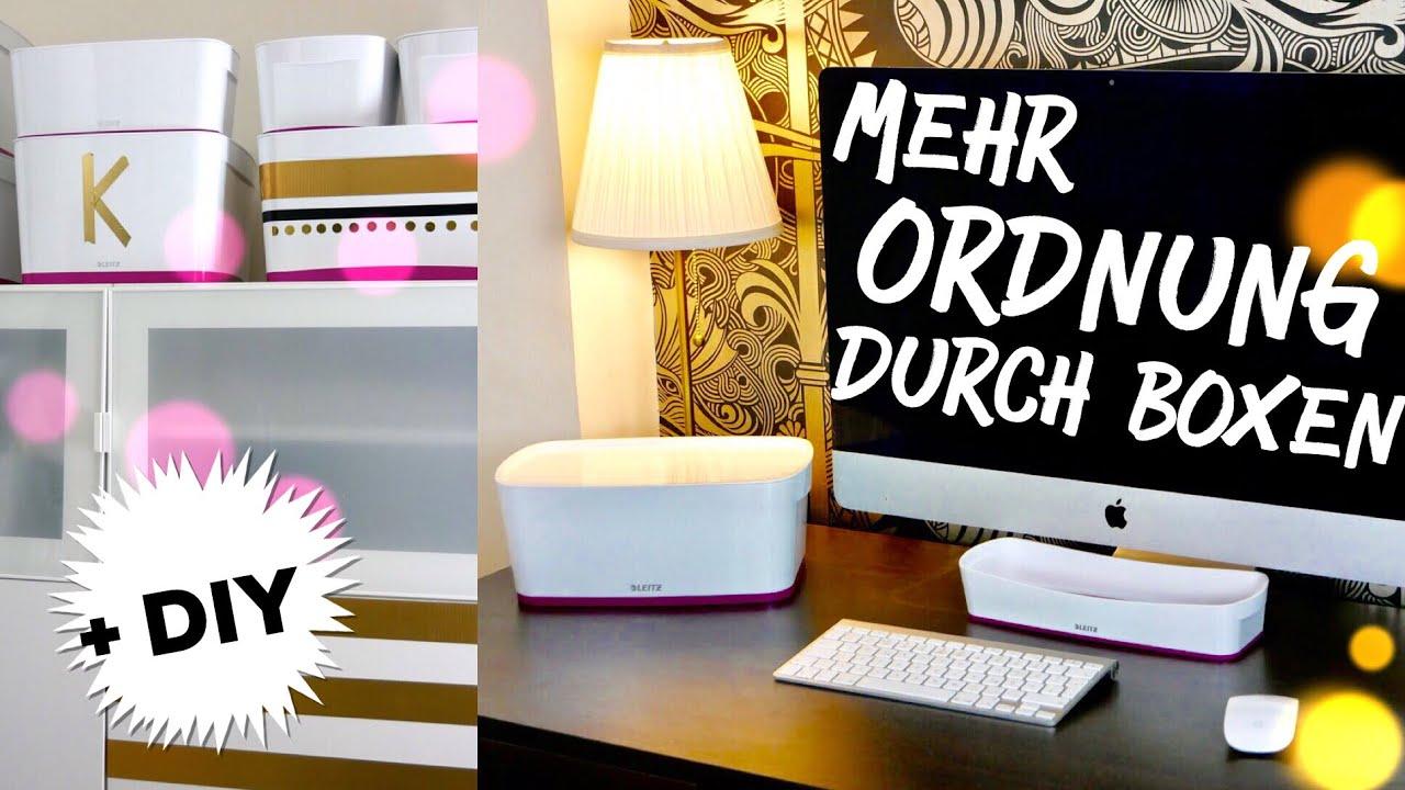 Werbung Mehr Ordnung Im Buro Boxen Losung Wohnprinz Youtube