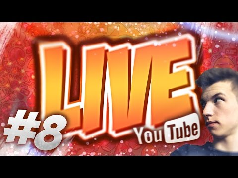 YOUTUBE LIVESTREAM [#8] - PLAN LIVE W OPISIE & Konkurs na buty New Balance! :D