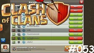 Let's Play Clash of Clans #053 [Deutsch] [HD] [PC] - Endlich wieder Ck