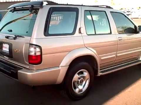 2001 Infiniti Qx4 Suv In Northfield Il 60093 Doovi