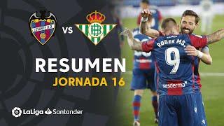 Resumen de Levante UD vs Real Betis (4-3)