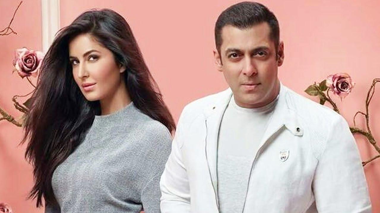 Salman Khan  Katrina Kaif Teams Ups For Splash Spring -2084