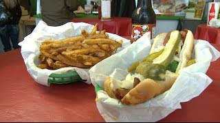 Chicago's Best Hotdogs: Murphy's Red Hots