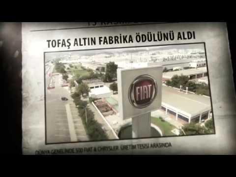 Tofaş Fabrika Filmi u2013 Hayat Yenilenmektir