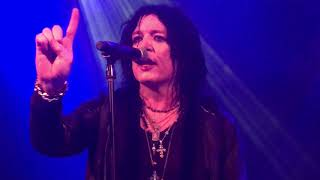 Gambar cover Tom Keifer of CINDERELLA - Don't Know What You've Got / Nobody's Fool Indianapolis IN 8/31/2018