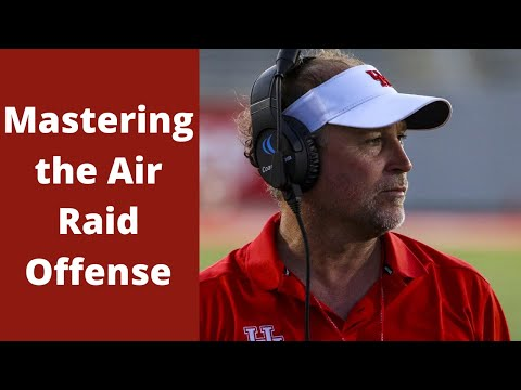Mastering the Air Raid Offense with Coach Patrick Taylor