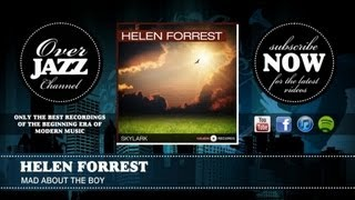 Helen Forrest - Mad About The Boy (1950)