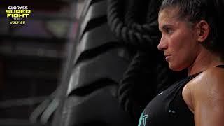 GLORY 55: Tiffany van Soest Looks to Get Back on Track