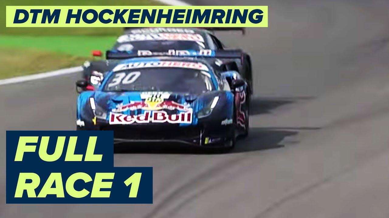 Download RE-LIVE   DTM Race 1 - Hockenheimring   DTM 2021