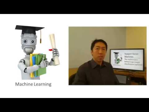 Lecture 12.3 — Support Vector Machines   Mathematics Behind Large Margin Classification (Optional)