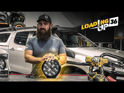 Have LED's Made HID Driving Lights OBSOLETE? - Loading Up 36 - Patriot Games