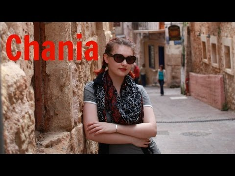 GREECE: A Walk Around Chania